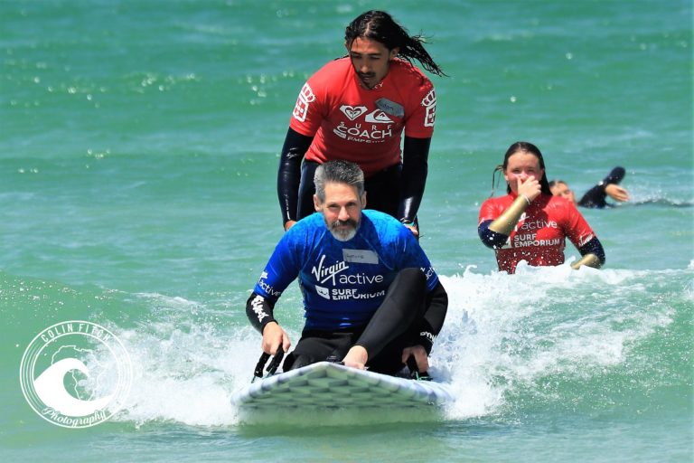 Adaptive Surfing 17.