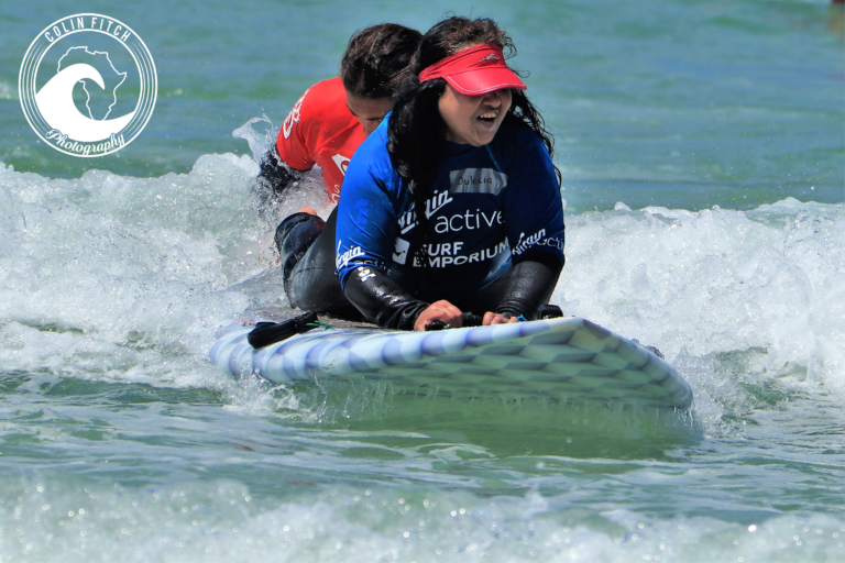 Adaptive Surfing 2.