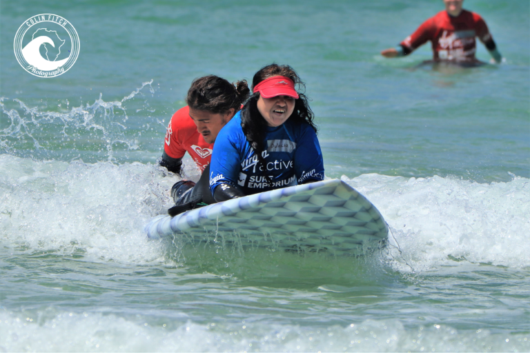 Adaptive Surfing 3.