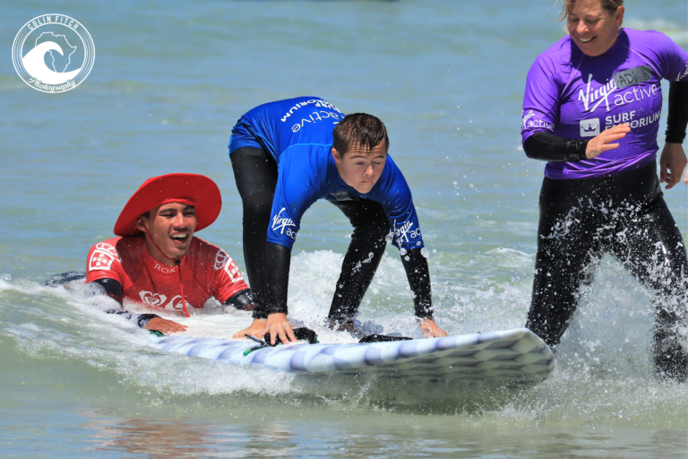 Adaptive Surfing 5.
