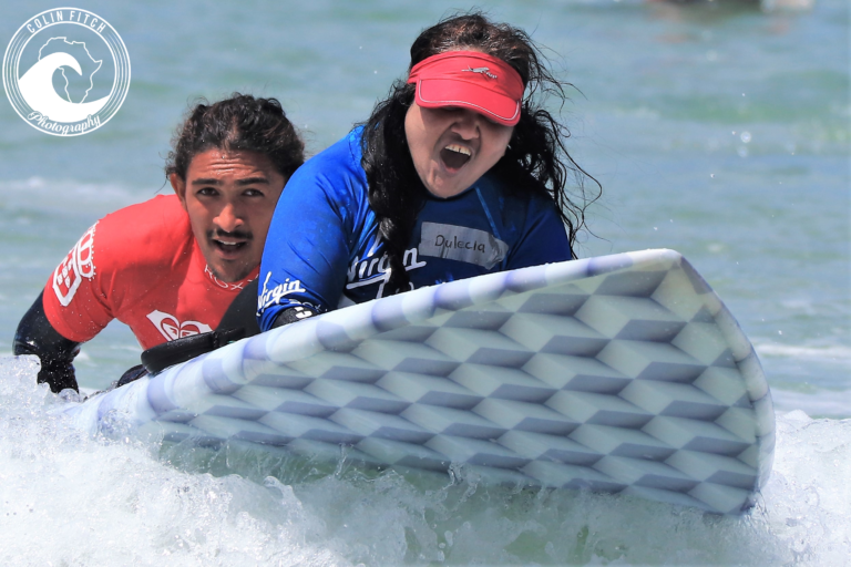 Adaptive Surfing 6.