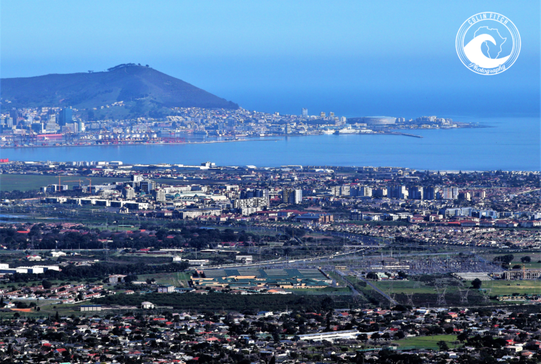 Table Bay, Cape Town.