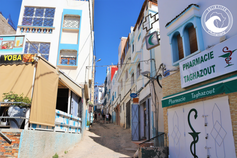 Taghazout Alleyway
