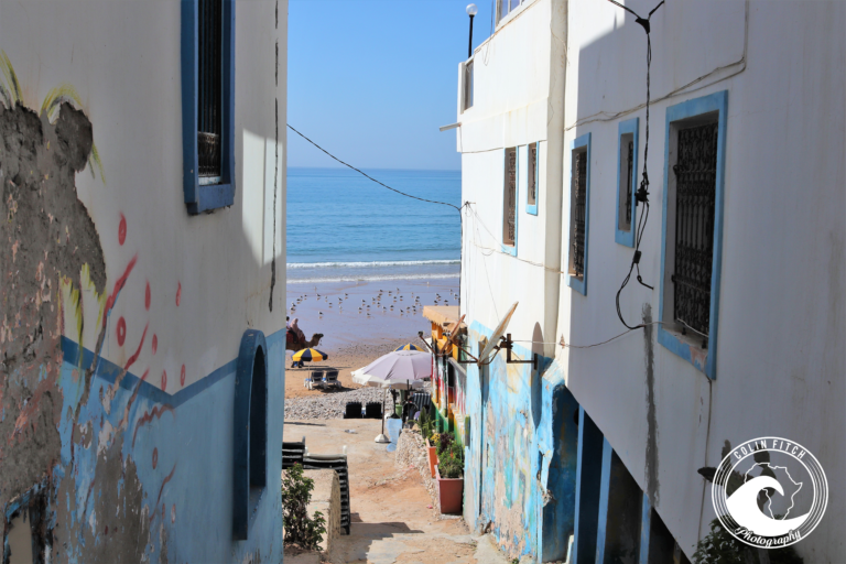 Taghazout Alleyway 2