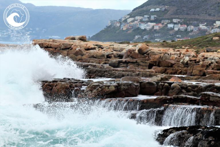 Waves at Kalk Bay.