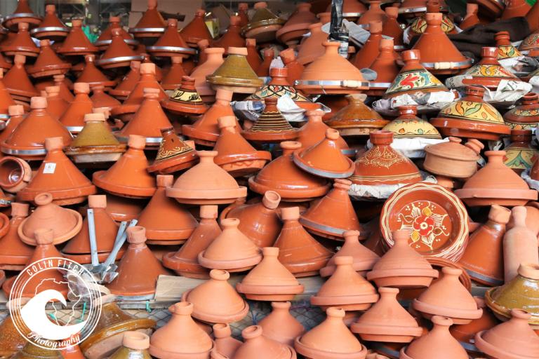 Market - Agadir, Morocco - 1.