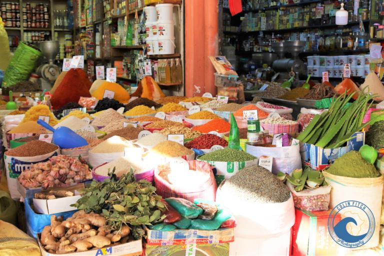 Market - Agadir, Morocco 1.