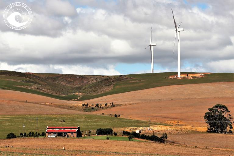 Overberg Farm lands, Western Cape
