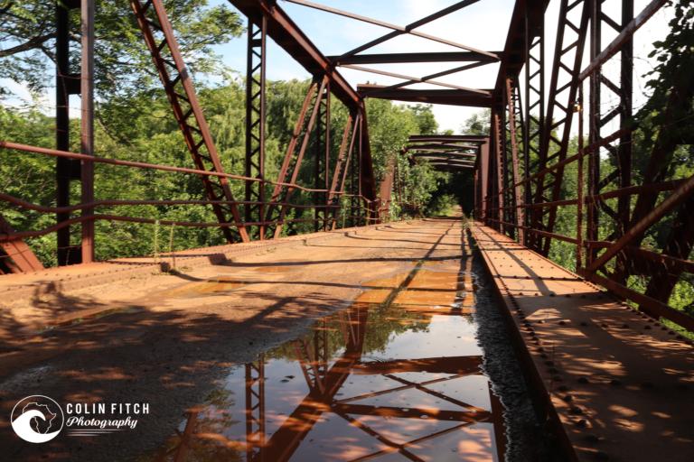Old Steel Bridge - 2