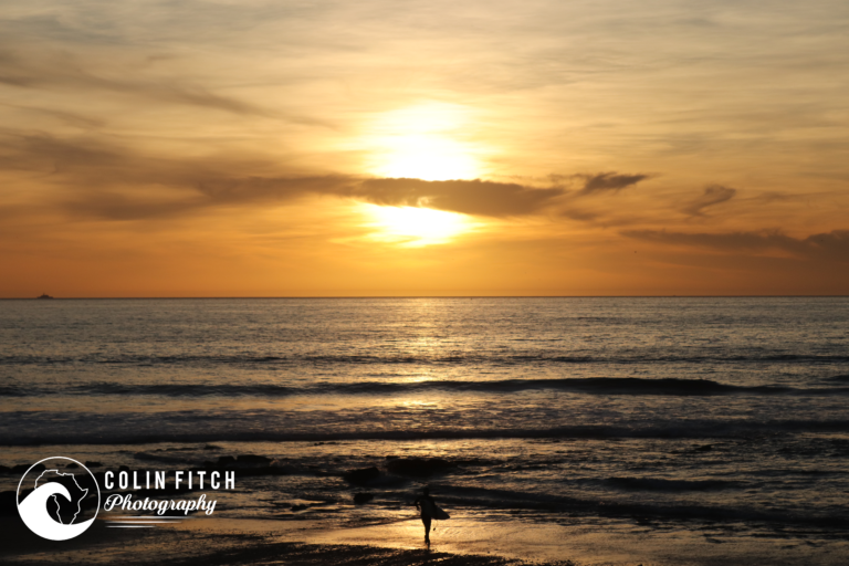 Sunset, Taghazout, Morocco - 1.