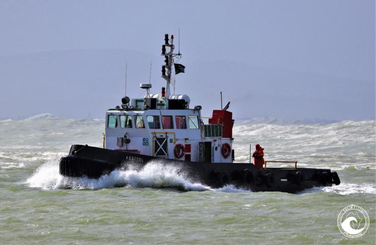 Tug Boat, Cape Town Harbor.