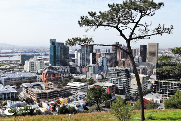 City Center, Cape Town.