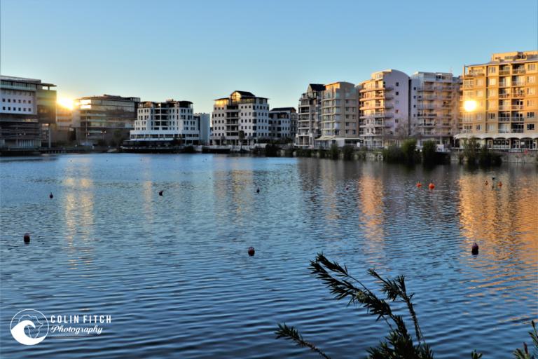 Tyger Lakes, Cape Town.