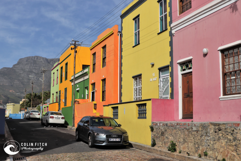 The Colors of the Bo-Kaap, Cape Town 3.