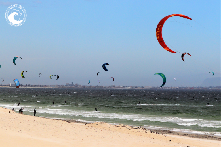 Windsurfing, Tableview, Cape Town