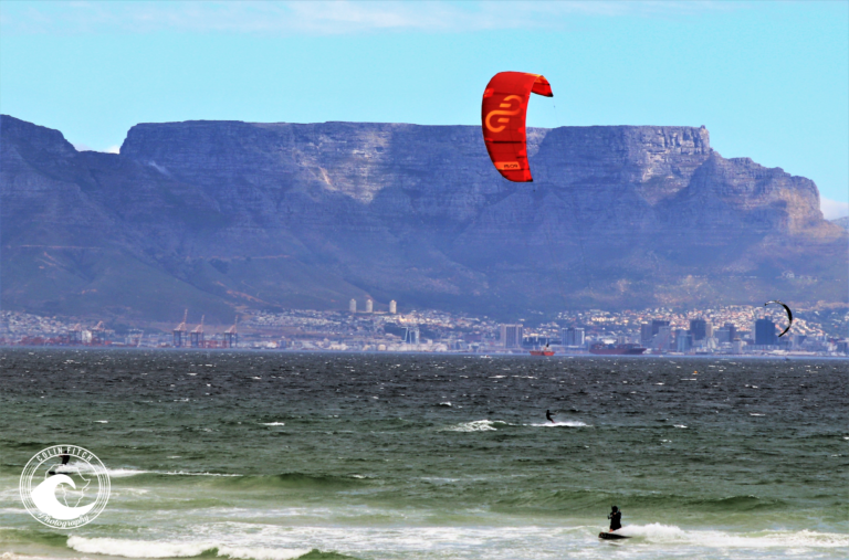Windsurfing, Taableview, Cape Town 2.