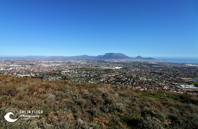 CT14 - From Table Bay to False Bay.