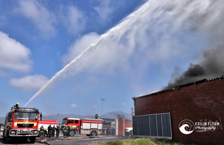 FR1 - Fire in Retreat