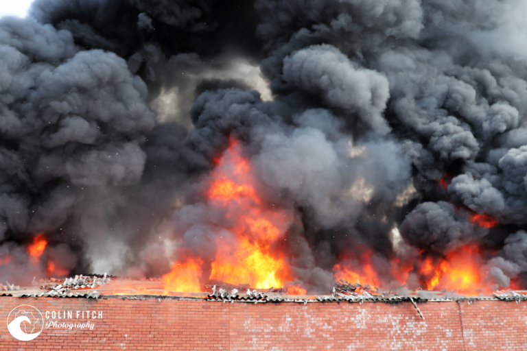 FR3 - Fire in Retreat.