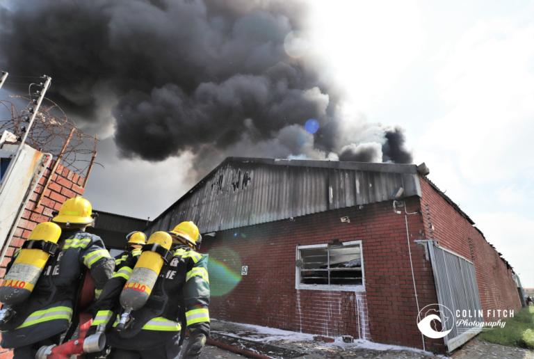 FR4 - Fire in Retreat