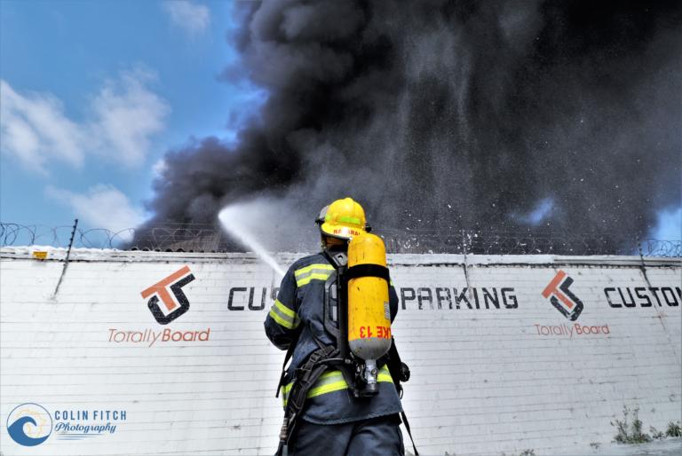 FR5 - Fire in Retreat