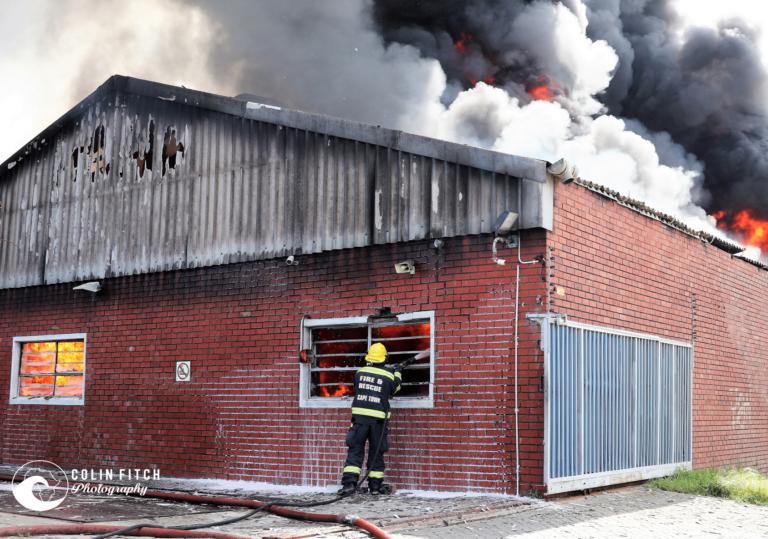 FR6 - Fire in Retreat