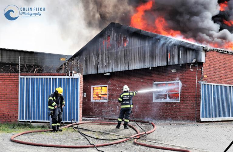 FR7 - Fire in Retreat
