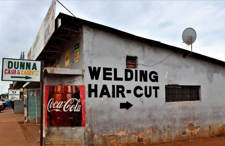 GEN2 - Haircut or Weld
