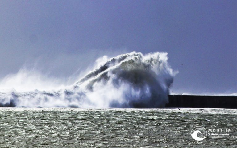 The power of the wave