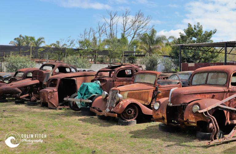 The Car Graveyard