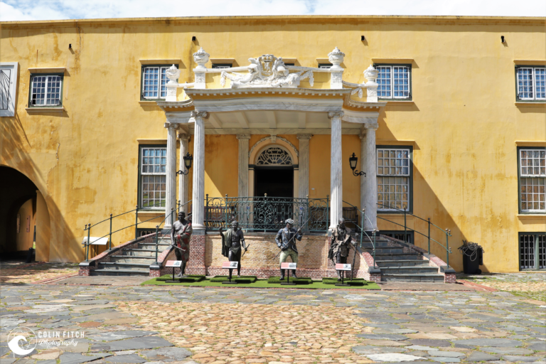 The Museum - Castle - Cape of Good Hope.
