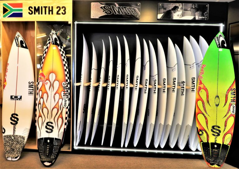 JS1 - Jordy Smith collection