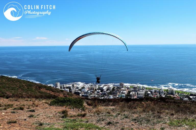Paragliding - Cape Town