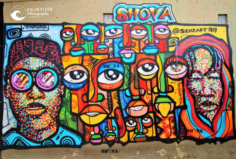 Soweto Graffiti